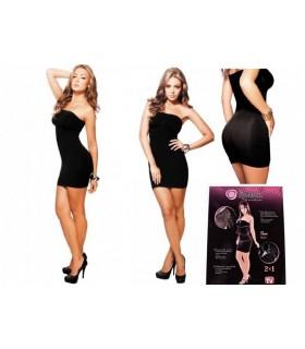 Стягаща рокля 3 в 1 - Lipodress